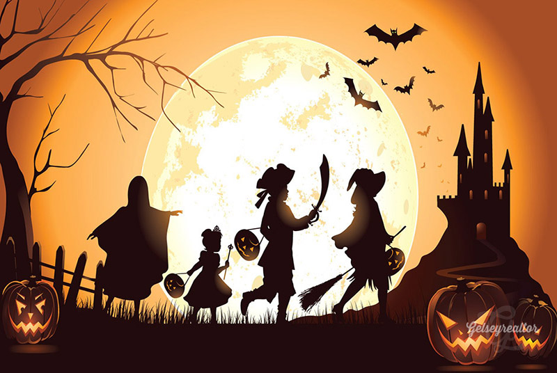 Halloween a verdadeira historia capa